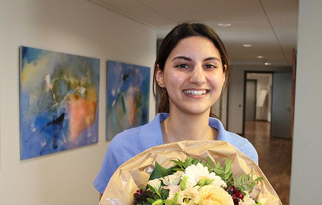 Rosalin Pektaş: Wir gratulieren! Thumbnail